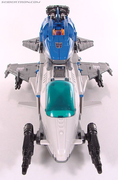 Transformers G1 1989 Skystalker with Jet Command Center (Thunder Arrow with Pilot) (Image #1 of 137)