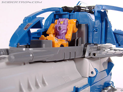 Transformers G1 1989 Skystalker with Jet Command Center (Thunder Arrow with Pilot) (Image #22 of 137)