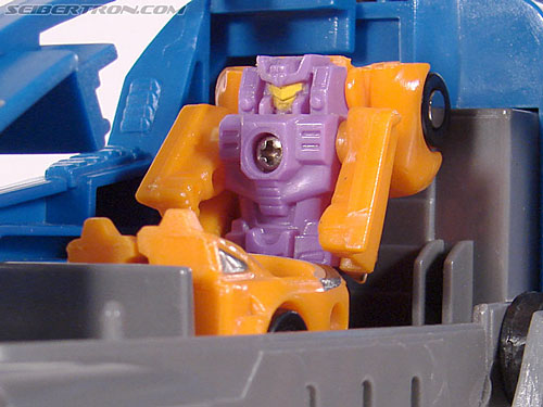 Transformers G1 1989 Skystalker with Jet Command Center (Thunder Arrow with Pilot) (Image #23 of 137)