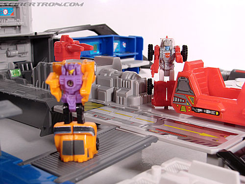 Transformers G1 1989 Skystalker with Jet Command Center (Thunder Arrow with Pilot) (Image #136 of 137)