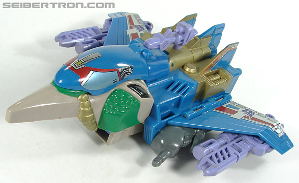 Transformers G1 1989 Thunderwing (Black Shadow) (Image #47 of 193)