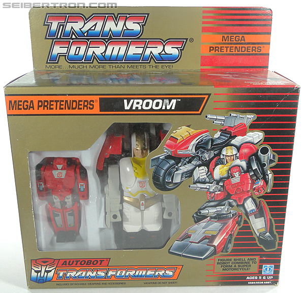 Transformers G1 1989 Vroom (Image #1 of 219)