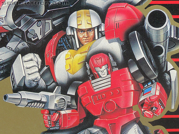 Transformers G1 1989 Vroom (Image #4 of 219)