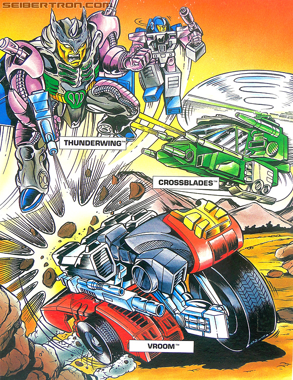 Transformers G1 1989 Vroom (Image #14 of 219)