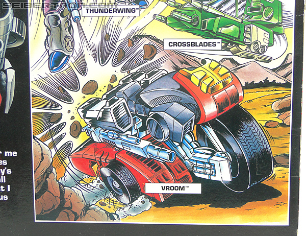 Transformers G1 1989 Vroom (Image #15 of 219)