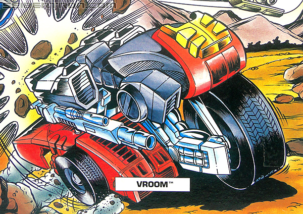 Transformers G1 1989 Vroom (Image #16 of 219)