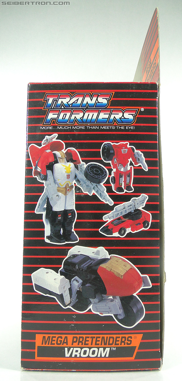 Transformers G1 1989 Vroom (Image #27 of 219)