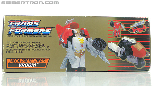 Transformers G1 1989 Vroom (Image #30 of 219)
