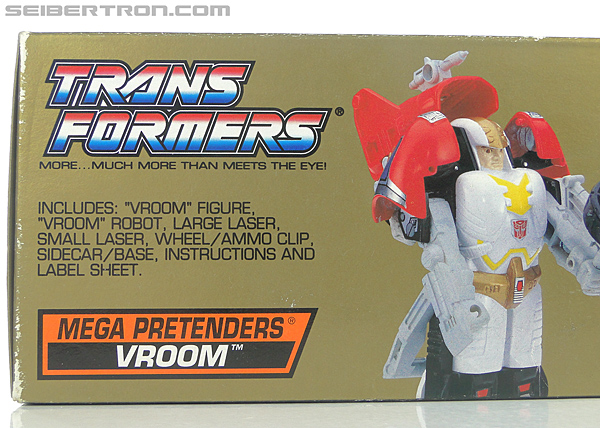 Transformers G1 1989 Vroom (Image #31 of 219)