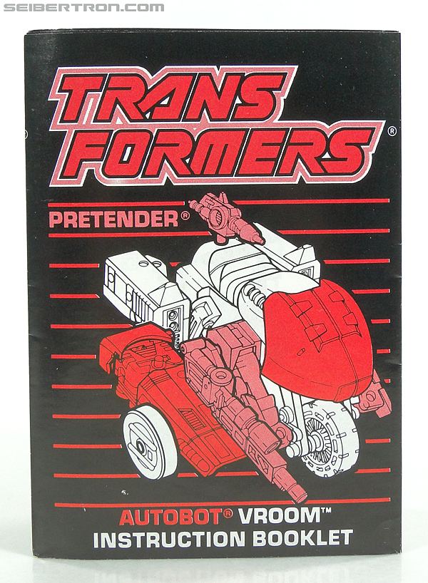 Transformers G1 1989 Vroom (Image #34 of 219)