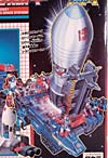 G1 1989 Moon Radar with Rocket Base (Countdown with Rocket Base)  - Image #5 of 266