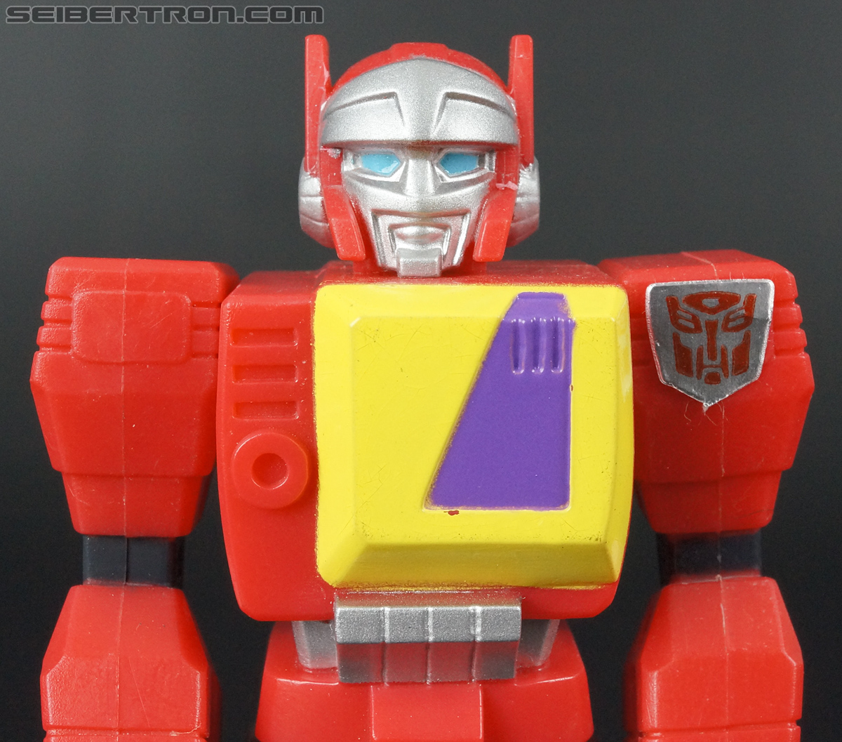 Transformers G1 1990 Blaster with Flight Pack (Image #21 of 124)