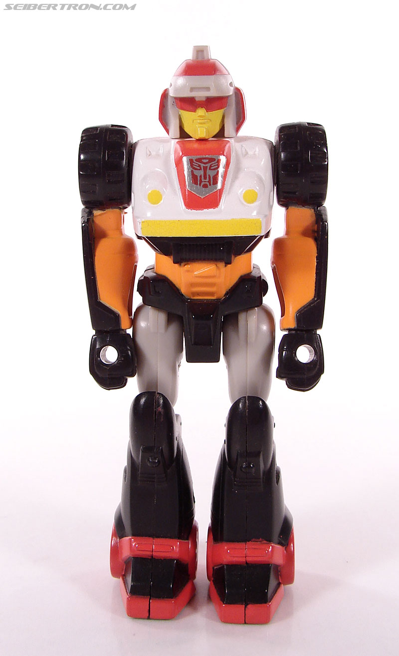 Transformers G1 1990 Kick-Off with Turbo-Pack (Image #1 of 58)