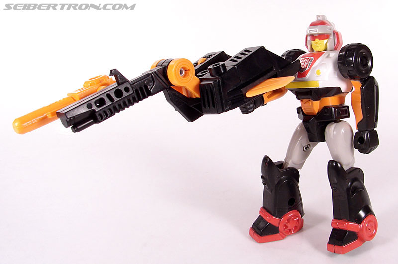 Transformers G1 1990 Kick-Off with Turbo-Pack (Image #50 of 58)