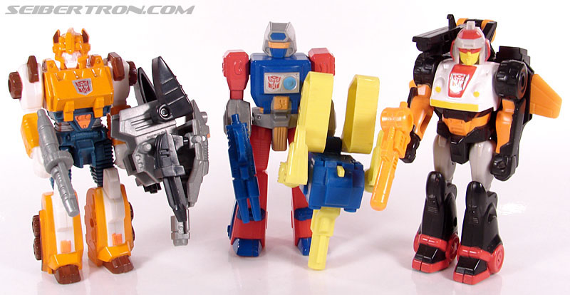 Transformers G1 1990 Kick-Off with Turbo-Pack (Image #57 of 58)