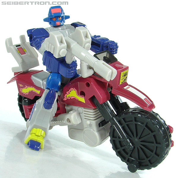 Transformers G1 1990 Axer with Off Road Cycle (Image #142 of 162)