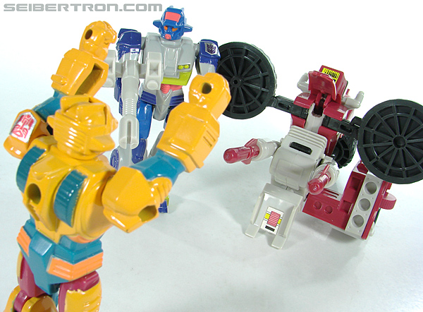 Transformers G1 1990 Axer with Off Road Cycle (Image #143 of 162)