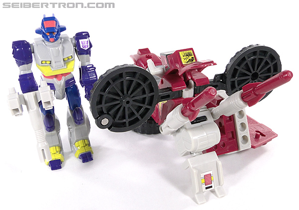 Transformers G1 1990 Axer with Off Road Cycle (Image #150 of 162)