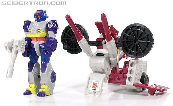 Transformers G1 1990 Axer with Off Road Cycle (Image #155 of 162)