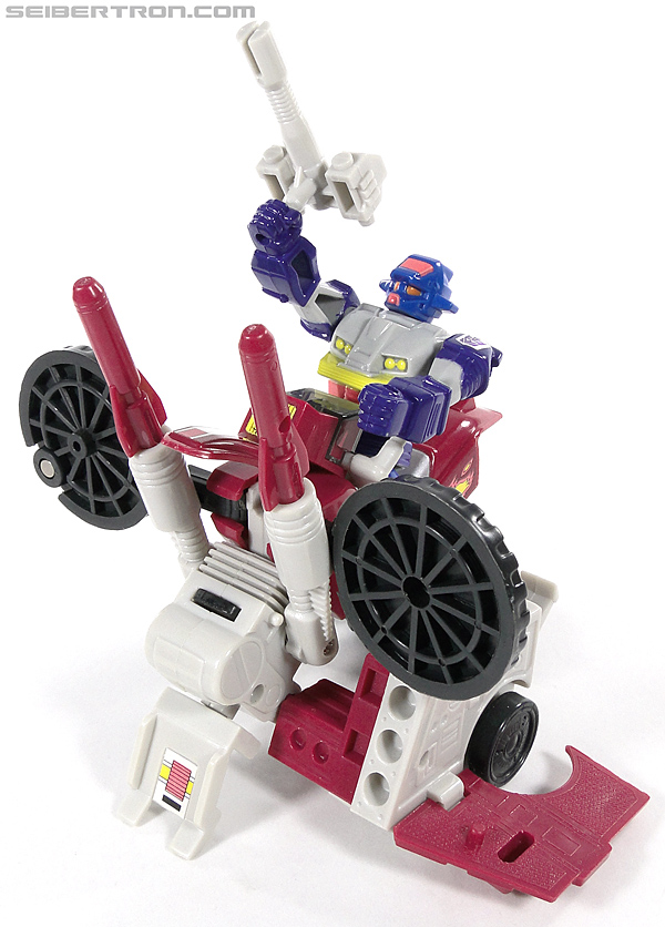 Transformers G1 1990 Axer with Off Road Cycle (Image #157 of 162)