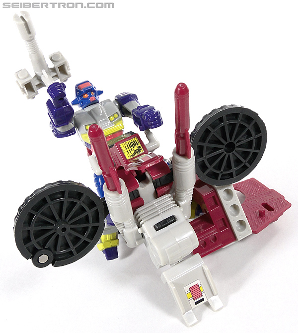 Transformers G1 1990 Axer with Off Road Cycle (Image #158 of 162)