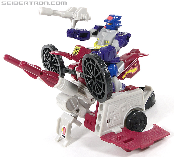 Transformers G1 1990 Axer with Off Road Cycle (Image #159 of 162)