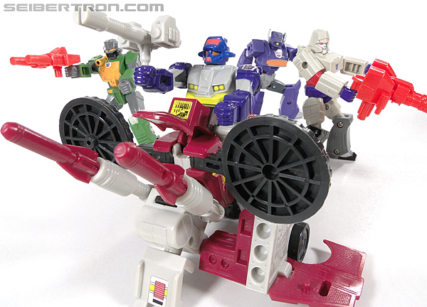 Transformers G1 1990 Axer with Off Road Cycle (Image #161 of 162)