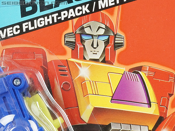 Transformers G1 1990 Blaster with Flight Pack (Image #3 of 124)