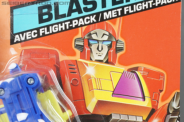Transformers G1 1990 Blaster with Flight Pack (Image #4 of 124)