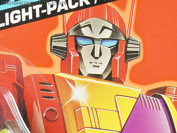 Transformers G1 1990 Blaster with Flight Pack (Image #5 of 124)