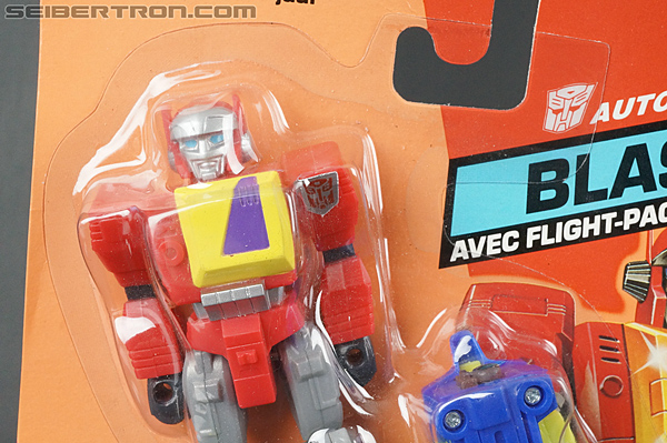 Transformers G1 1990 Blaster with Flight Pack (Image #6 of 124)