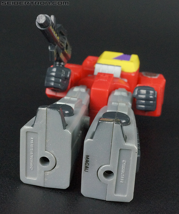 Transformers G1 1990 Blaster with Flight Pack (Image #44 of 124)
