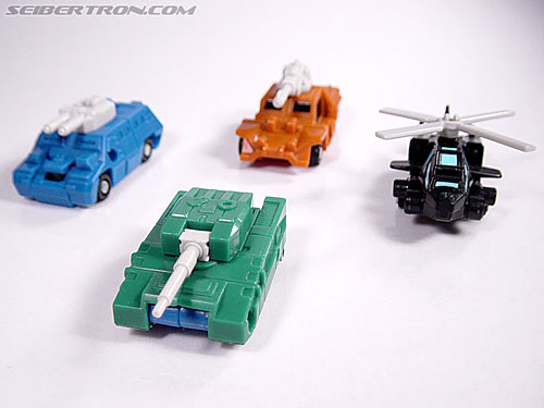 Transformers G1 1990 Bombshock (Image #1 of 34)
