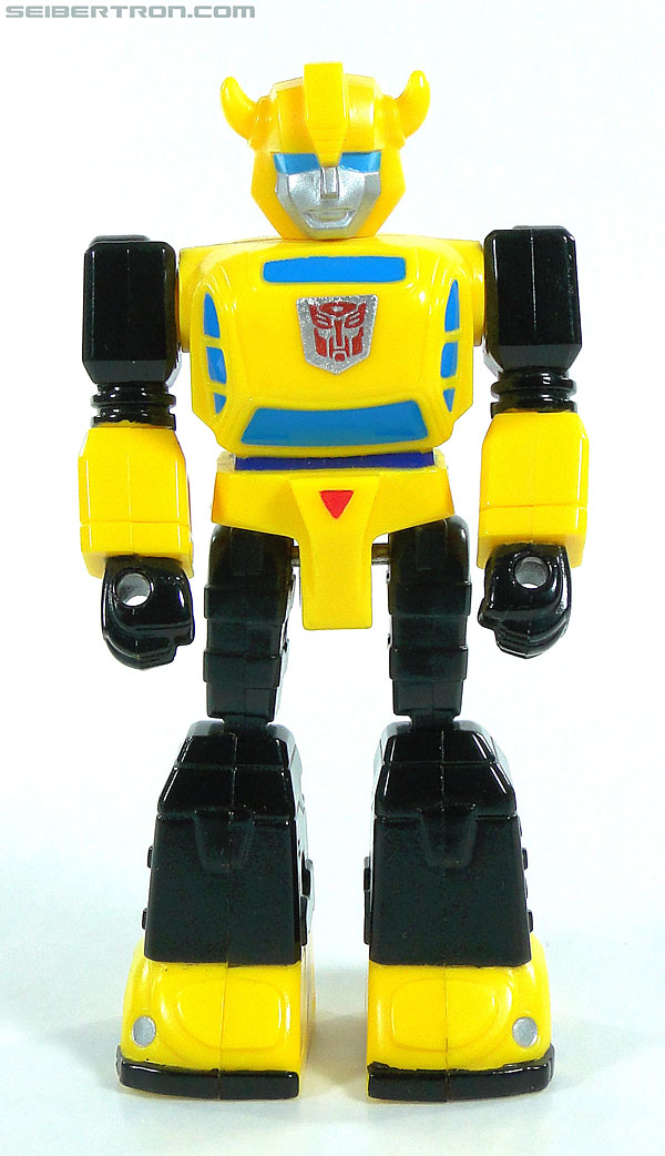 Transformers G1 1990 Bumblebee with Heli-Pack (Image #2 of 83)