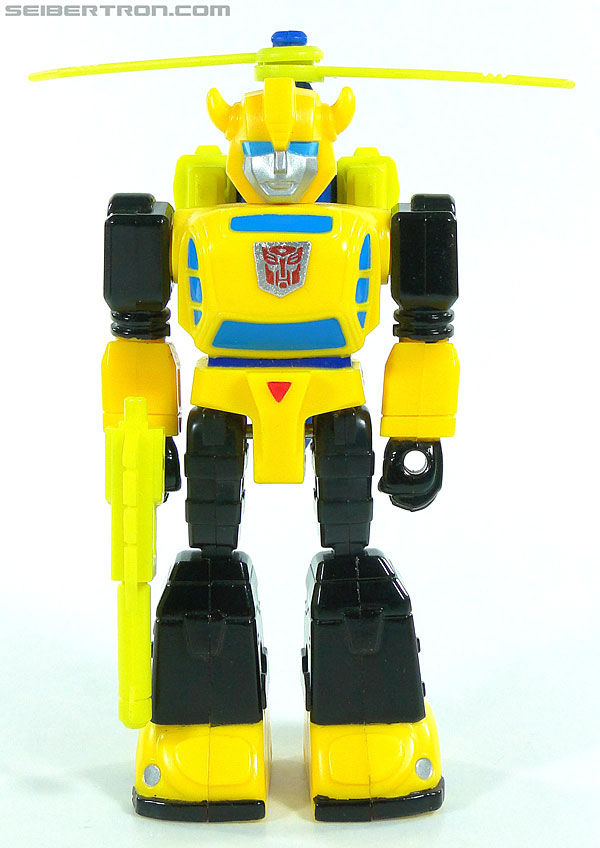 Transformers G1 1990 Bumblebee with Heli-Pack (Image #16 of 83)