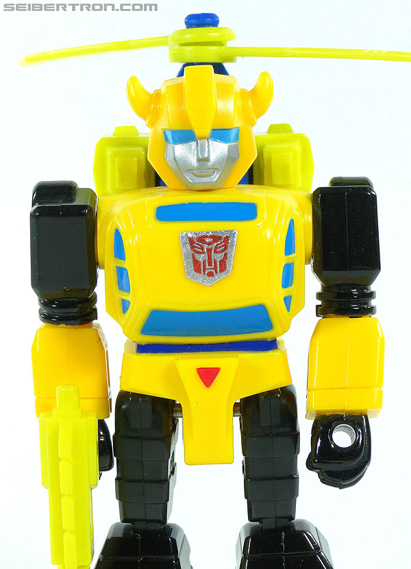 Transformers G1 1990 Bumblebee with Heli-Pack (Image #17 of 83)