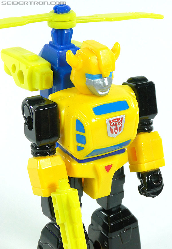 Transformers G1 1990 Bumblebee with Heli-Pack (Image #19 of 83)