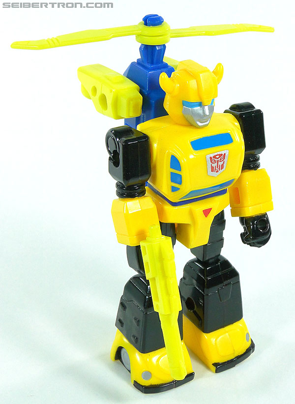 Transformers G1 1990 Bumblebee with Heli-Pack (Image #21 of 83)