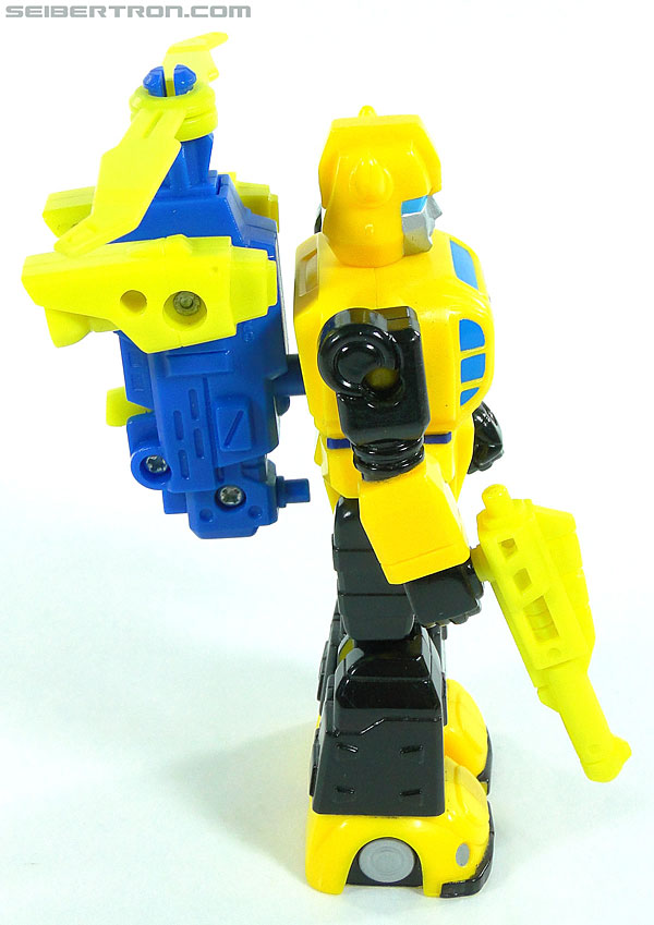 Transformers G1 1990 Bumblebee with Heli-Pack (Image #22 of 83)