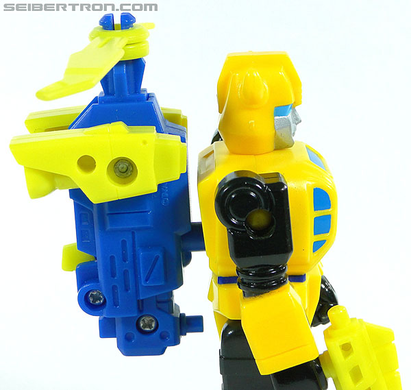 Transformers G1 1990 Bumblebee with Heli-Pack (Image #23 of 83)