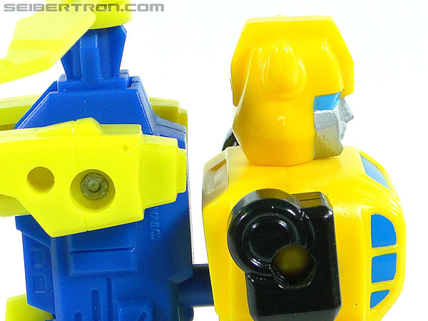 Transformers G1 1990 Bumblebee with Heli-Pack (Image #24 of 83)