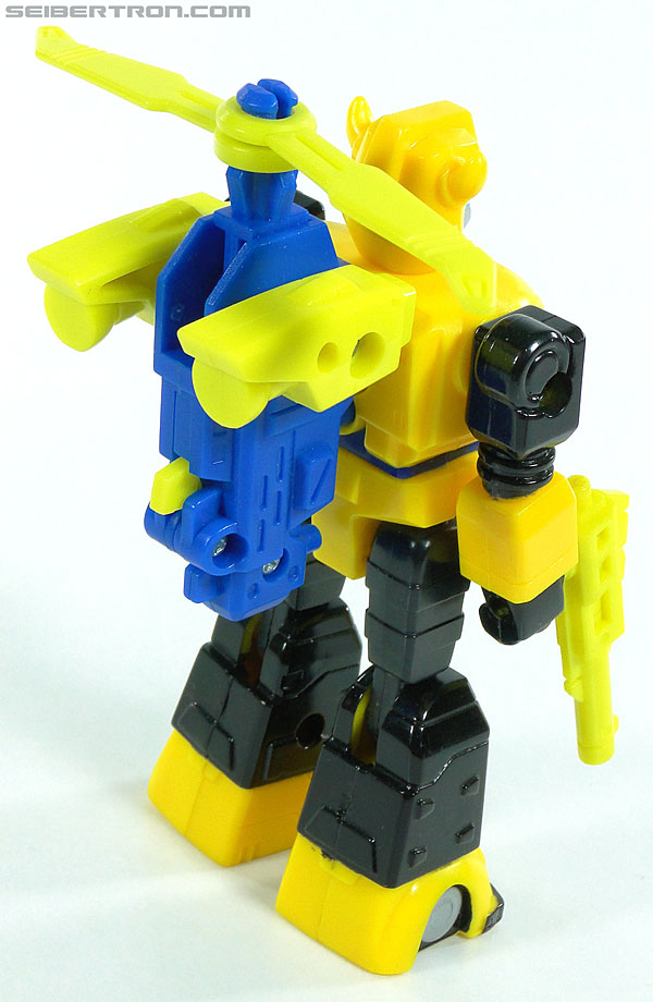 Transformers G1 1990 Bumblebee with Heli-Pack (Image #25 of 83)
