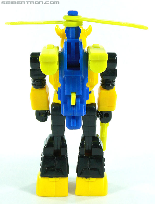 Transformers G1 1990 Bumblebee with Heli-Pack (Image #26 of 83)