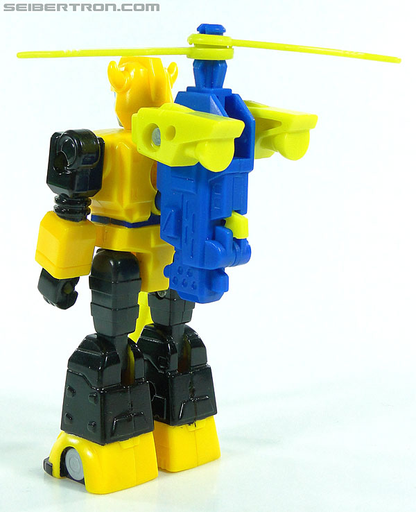Transformers G1 1990 Bumblebee with Heli-Pack (Image #27 of 83)