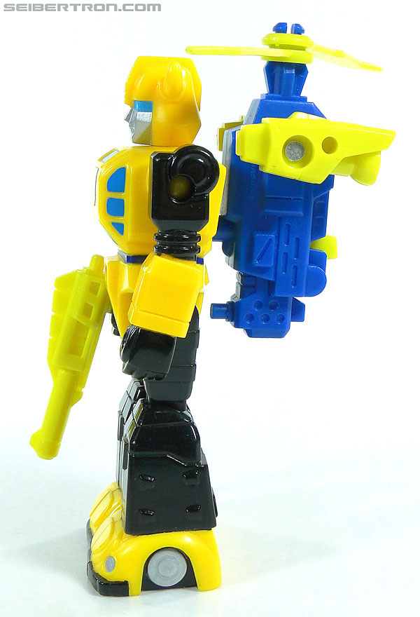 Transformers G1 1990 Bumblebee with Heli-Pack (Image #28 of 83)
