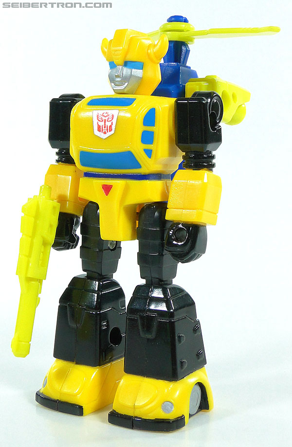 Transformers G1 1990 Bumblebee with Heli-Pack (Image #29 of 83)