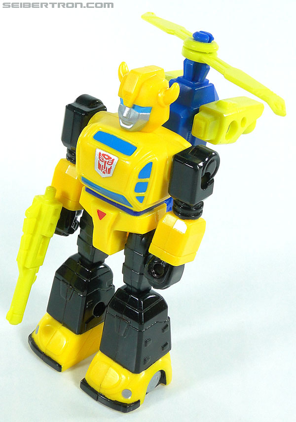 Transformers G1 1990 Bumblebee with Heli-Pack (Image #30 of 83)