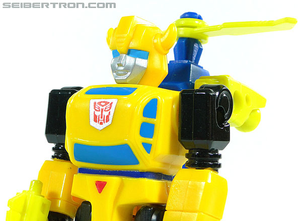 Transformers G1 1990 Bumblebee with Heli-Pack (Image #33 of 83)