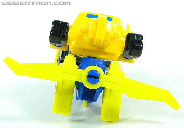 Transformers G1 1990 Bumblebee with Heli-Pack (Image #36 of 83)