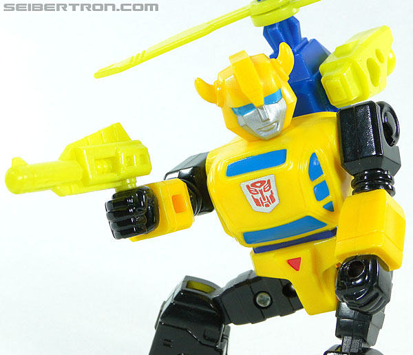 Transformers G1 1990 Bumblebee with Heli-Pack (Image #38 of 83)